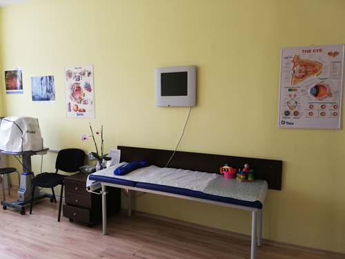 Офталмологичен кабинет