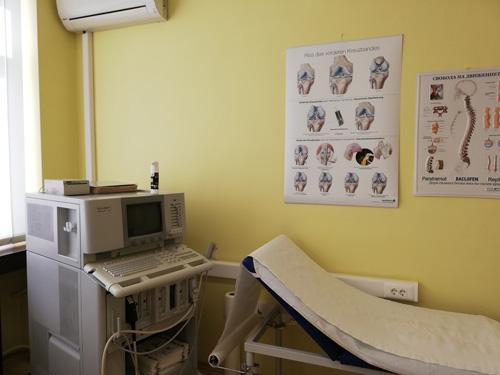 Ортопедичен кабинет