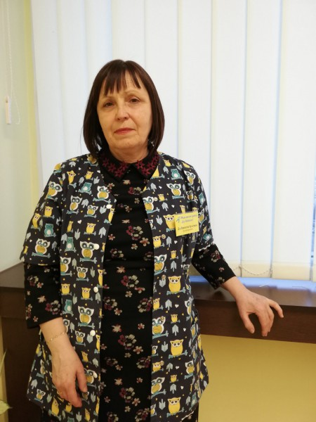 Д-р Виолетка Кръстева
