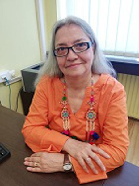 д-р Любина Радева