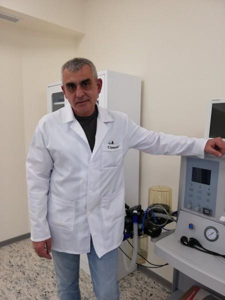 Д-р Сабин Билдирев
