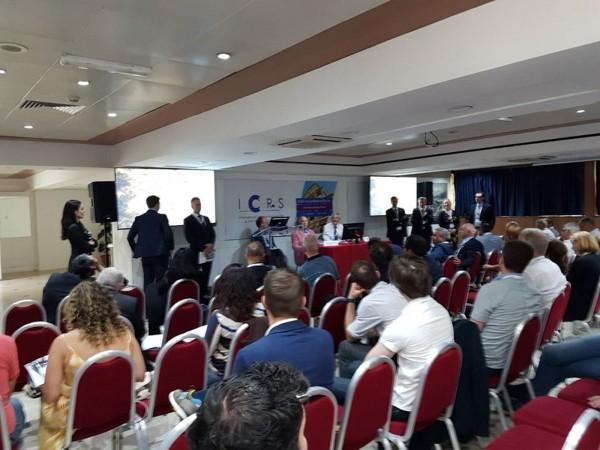 ICRS Focus Meeting Rome, 05 – 07 Юни 2019, Рим, Италия